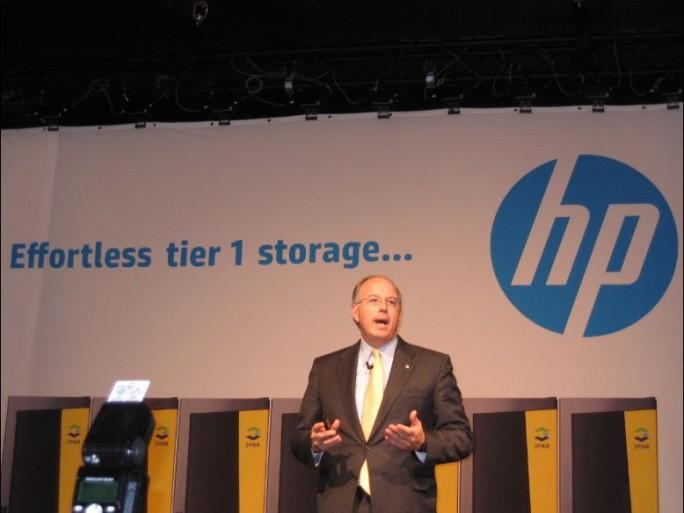 Dave Donatelli, Exec. VP HP_