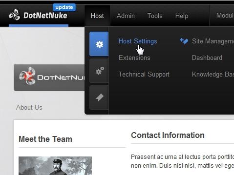 DotNetNuke 7.0 CMS ASP.NET