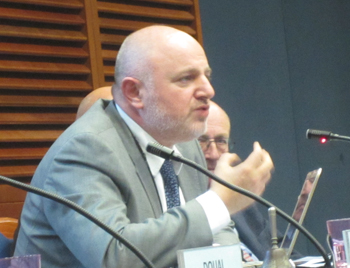 Eric Caprioli, vice-président de la FNTC et avocat à la Cour de Paris, Cabinet Caprioli & Associés