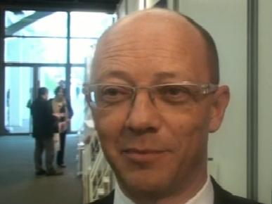 Fabrice Coquio, Interxion, vidéo © ITespresso.fr