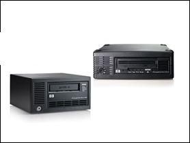 HP StoreEver LTO-6 Ultrium 6250 & 6650
