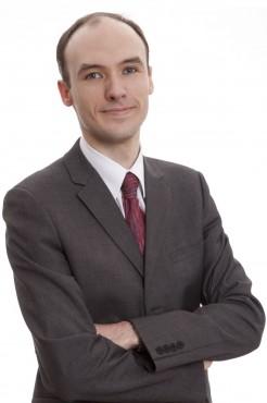 Yann Chevalier, cofondateur et CEO d'Intersec