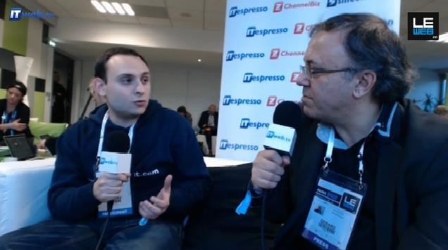 LeWeb 2012, vidéo, Bunchcast © ChannelBiz.fr