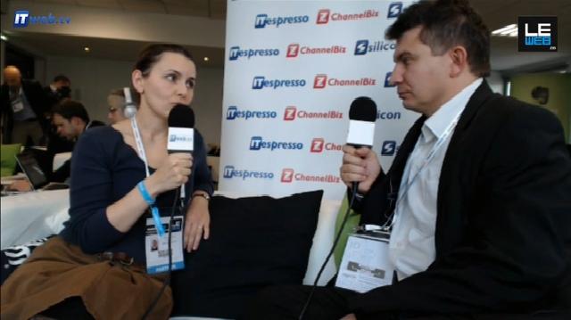 LeWeb 2012, vidéo, Business Wire © ITespresso.fr