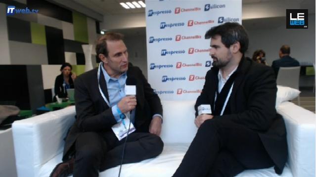 LeWeb 2012, vidéo, Truffle Capital © NetMediaEurope