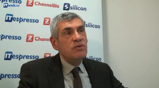 Michel Fauchet, vidéo, Netapp, cloud © ChannelBiz.fr