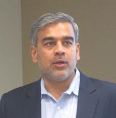 Nimble Storage Suresh Vasudevan CEO