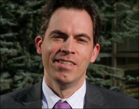 Pierre Hoffer, directeur Stockage HP France