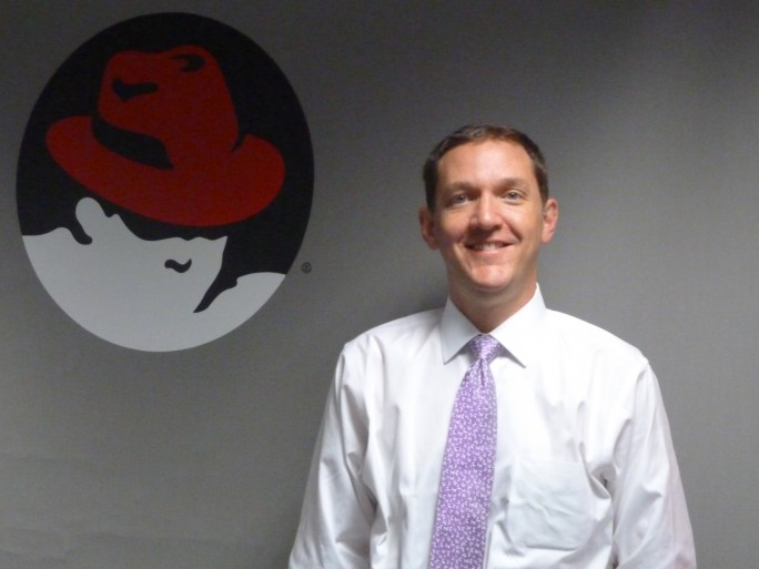 Red Hat, Jim Whitehurst, open source, entretien © Red Hat