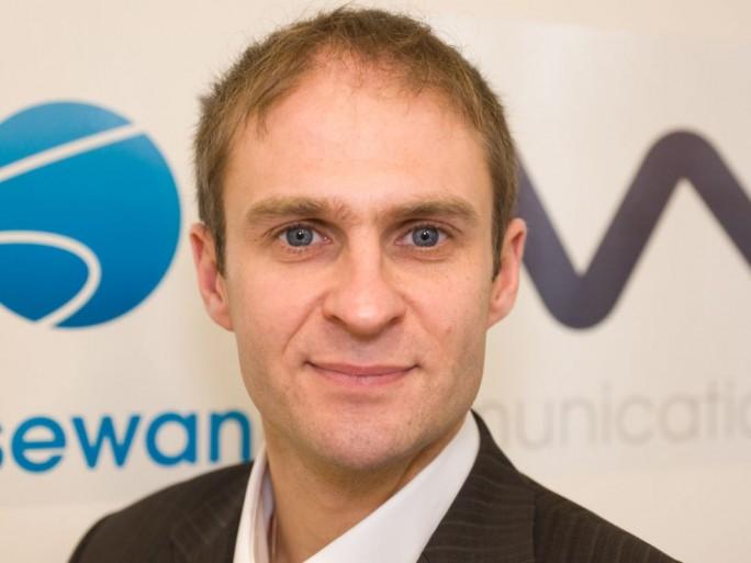 David Brette, directeur associé de Sewan Communications