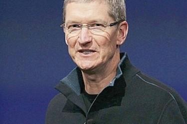 Tim Cook Apple rémunération 2012
