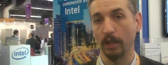 Vidéo, Stanislas Odinot, Intel, big data © ITespresso.fr