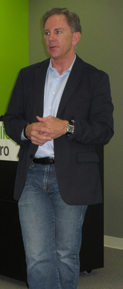 Mark Davis, CEO et fondateur de Virsto
