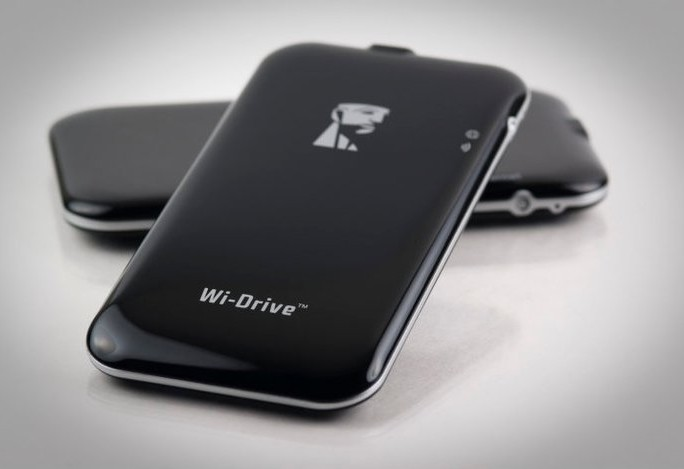 Wi-Drive © Kingston Technology