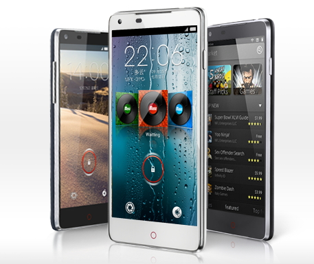 ZTE Nubia Z5 (crédit photo © ZTE)
