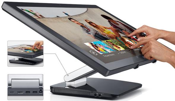 Dell PC tout-en-un série S 23 pouces