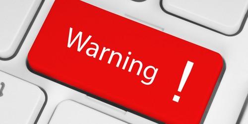 risque alerte (crédit photo © rvlsoft - shutterstock)