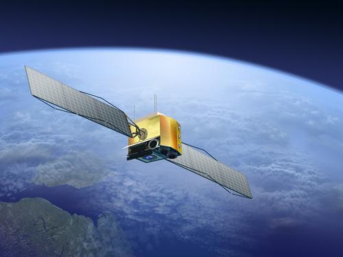 satellite (crédit photo © puchan - shutterstock)