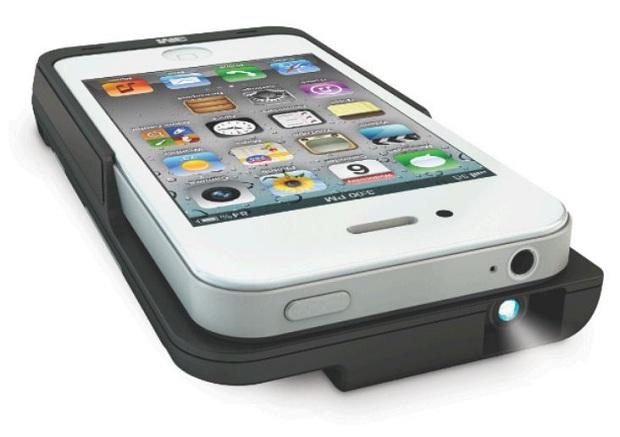 3M projecteur iphone 4