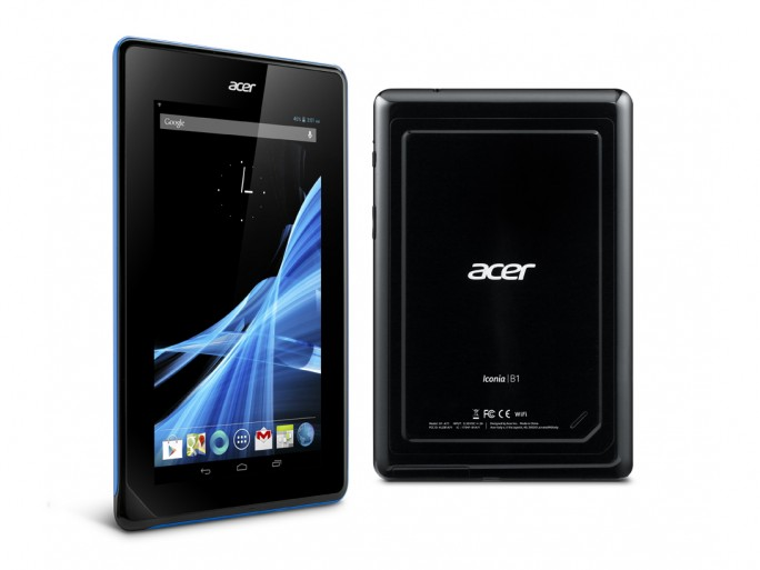 Acer Iconia B1 © Acer