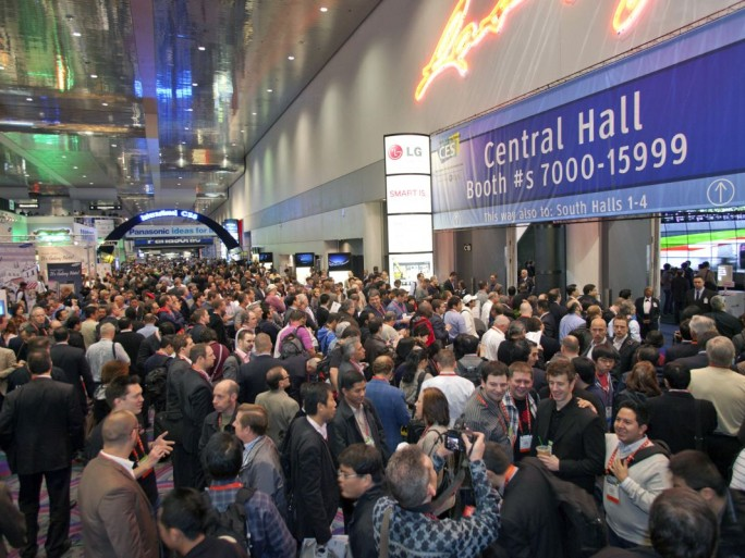 CES 2013 (crédit photo © CEA)
