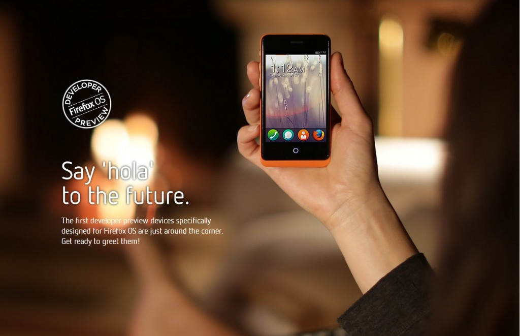 Geeksphone. Say 'hola' to the future