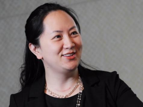 Huawei Cathy Meng CFO