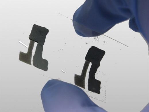 Imprint Energy thinfilm