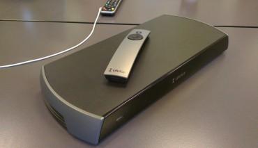 LifeSize - Icon 600 : boîtier et télécommande