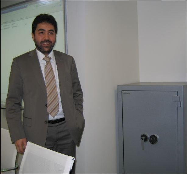 Marc Ayadi, responsable du DLab, IT Advisory, Deloitte France.JPG