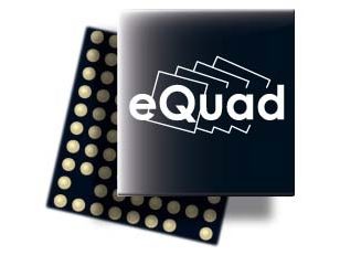 eQuad chip © ST Ercisson