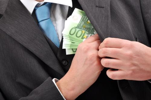 euros, argent, gain (crédit photo © igor.stevanovic - shutterstock)