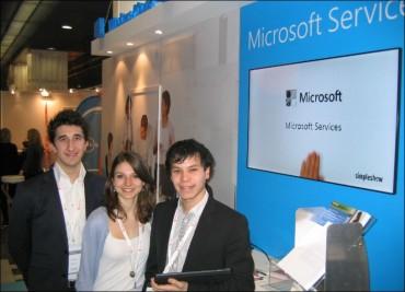 Chen-Do LU, innovation Center de Microsoft France