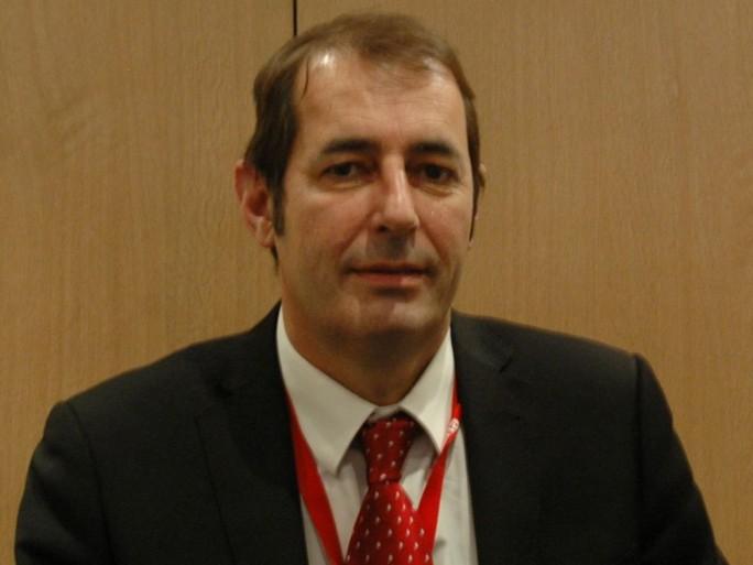 Eric Sèle, directeur de Ciena sur la zone Europe, Moyen-Orient et Afrique