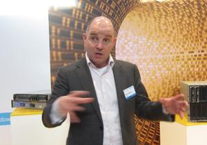 Robin Kruepers, directeur marketing de Dell EMEA,