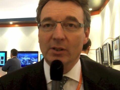 Didier Lamouche (ST-Ericsson) © NetMediaEurope