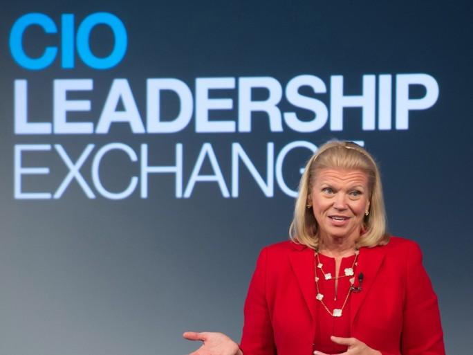 IBM CEO