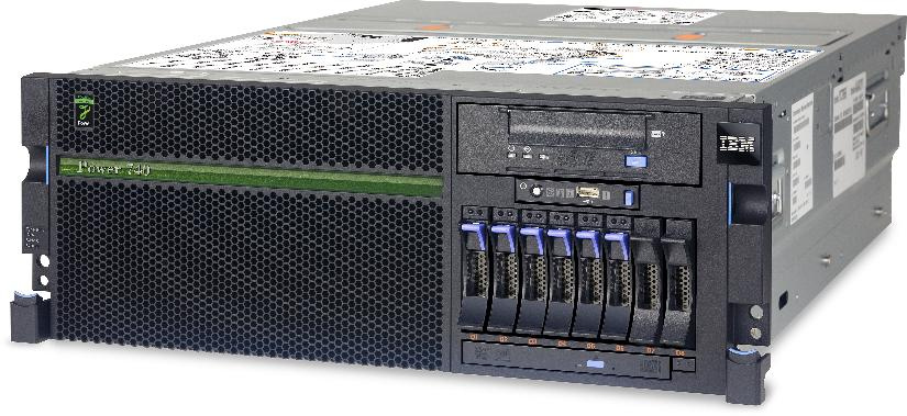 IBM, serveur  Power P740