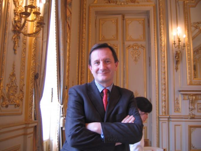 Emmanuel Mouquet, dg de Dell France
