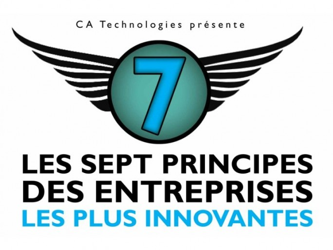Infographie Innovation © CA Technologies