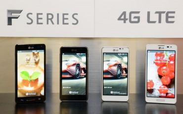 LG Optimus F Series, F7 et F5