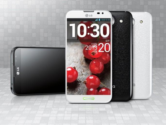 LG Optimus G Pro, un smartphone 5,5 pouces