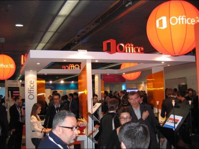 Microsoft Techdays, les projecteurs sur Office 365