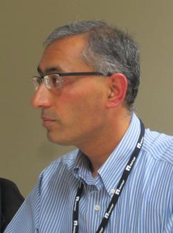 Mohit Bhatnager, senior directeur Product Operations, NetApp