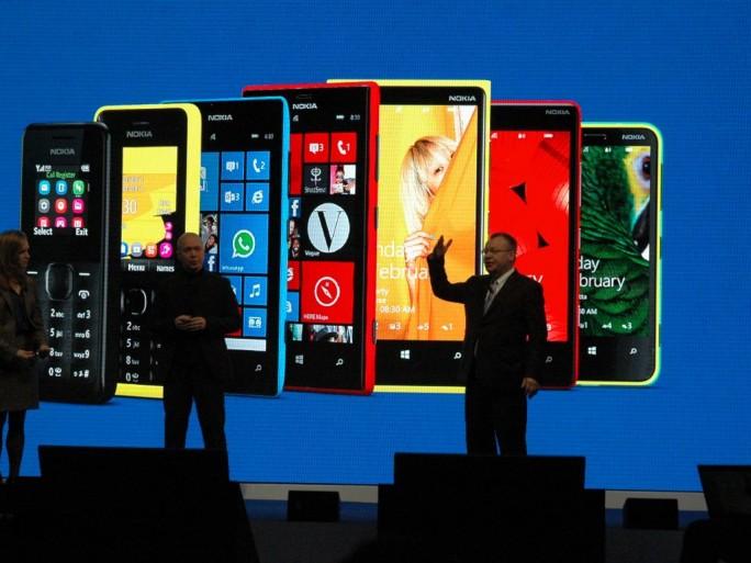 Nokia lance 4 terminaux au MWC 2013