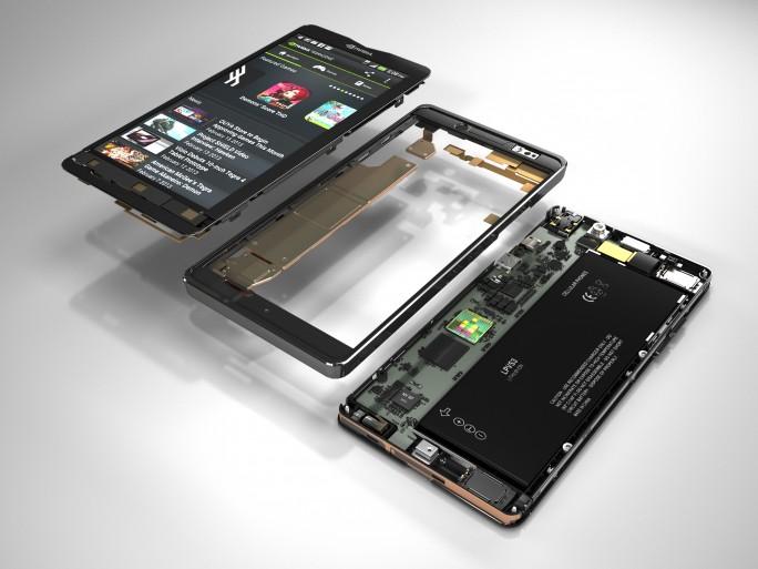 Nvidia - Phoenix Reference Phone