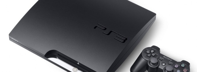 PS3 Slim PlayStation © Sony Computer Entertainment