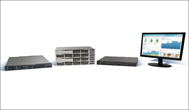 Unified Access nouveau, de Cisco,  en 4 produts