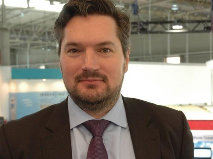 Albert Galloy, vice président stratégie mobile pour Visa en Europe