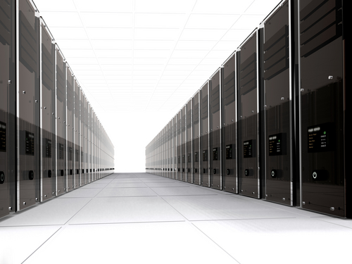 datacenter (crédit photo © Andresr - shutterstock)